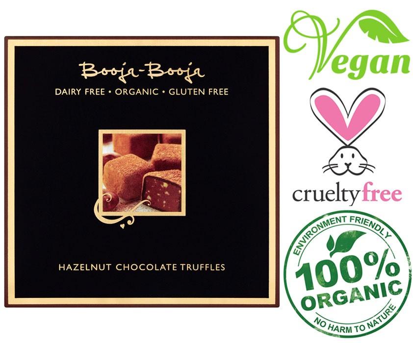 booja booja vegan truffles