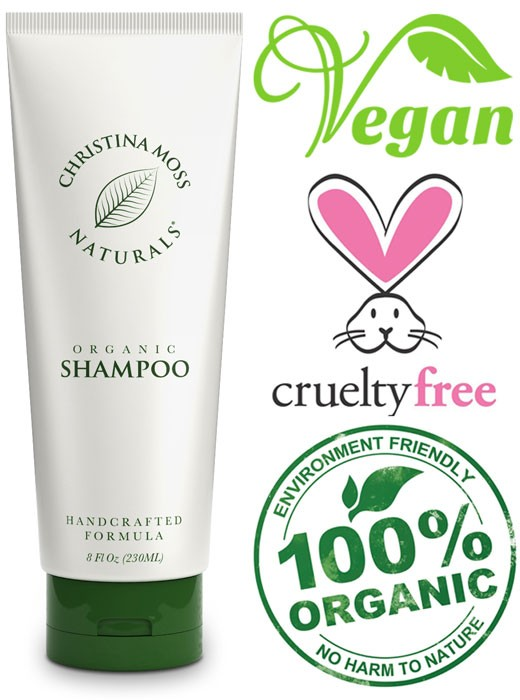 christina moss natural shampoo