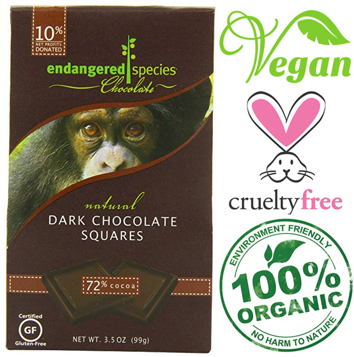 organic endangered chocolate