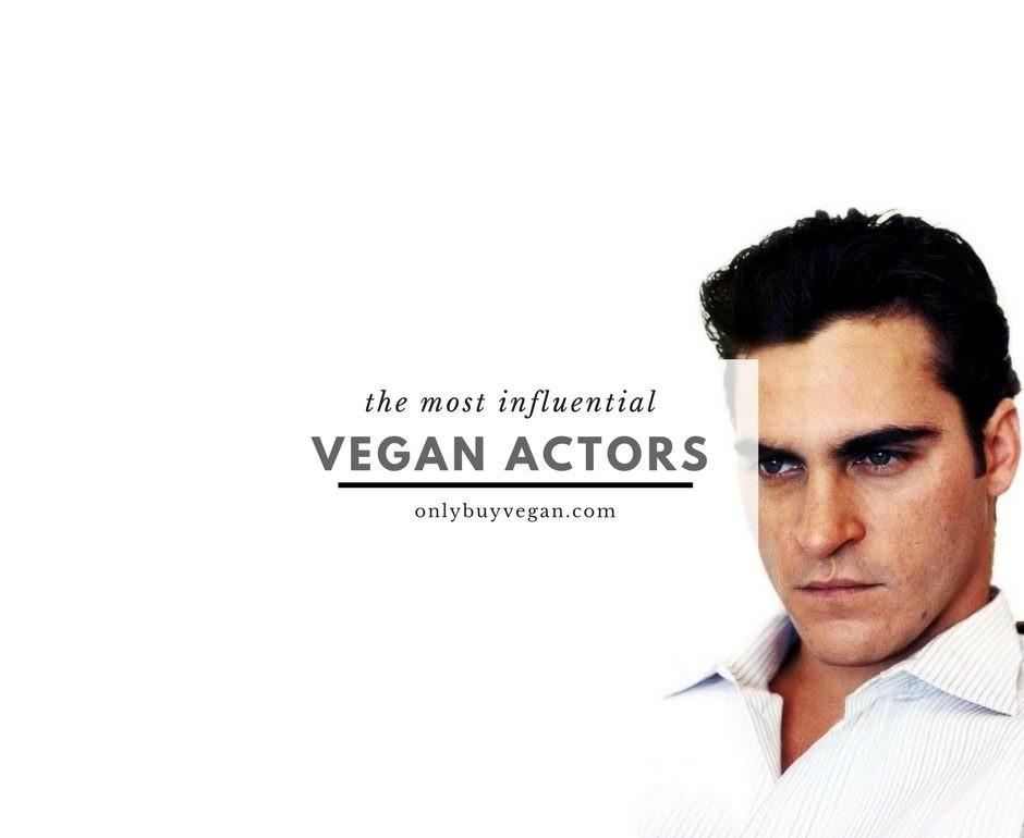 vegan actors cover pic