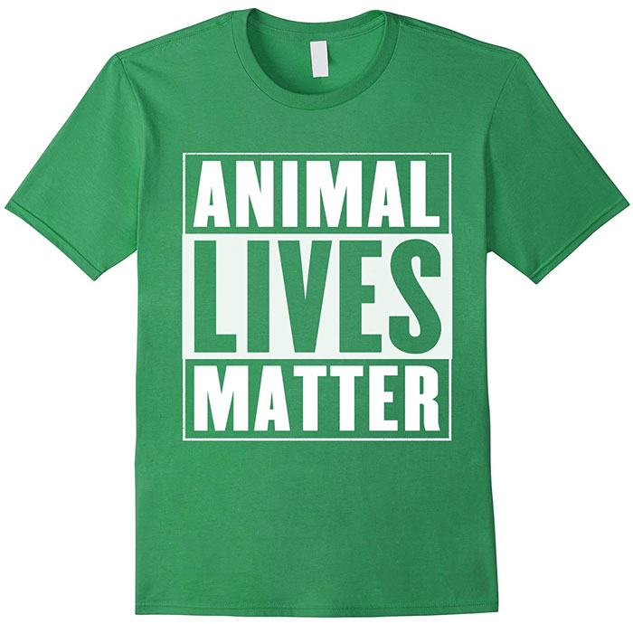 animal lives matter shirt