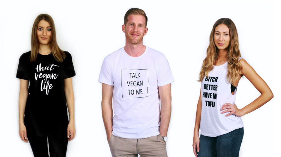 talk vegan to me shirts