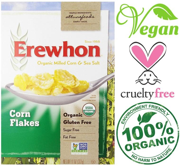erewhon vegan cereal