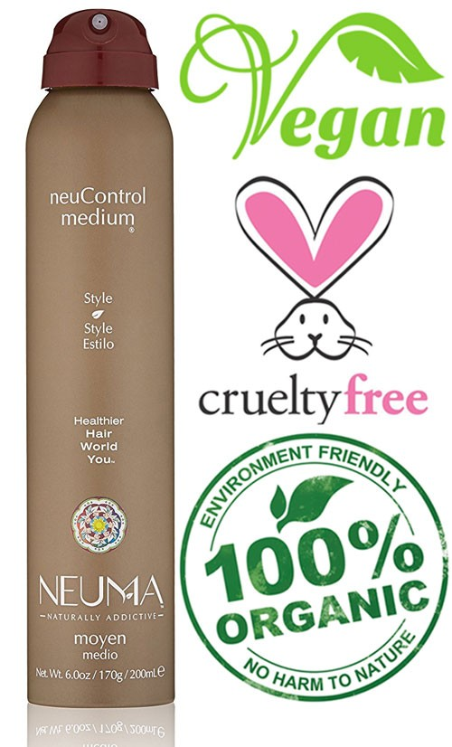 neuma medium hairspray