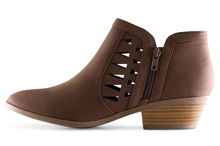 macro republic ankle boots