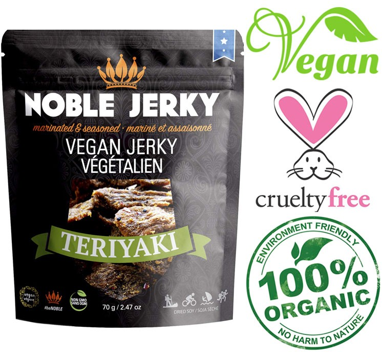 noble jerky snack