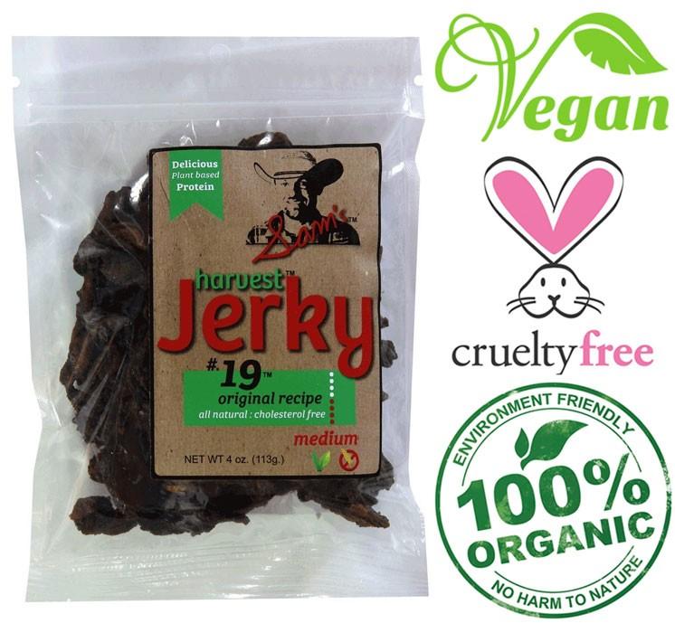 sams harvest vegan jerky