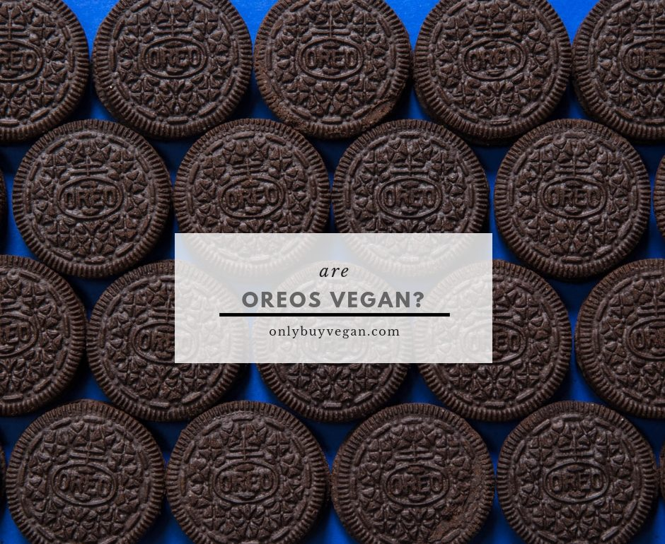 are oreos vegan cover pic