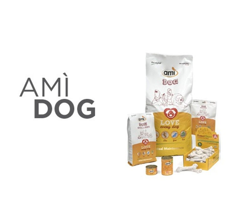 ami pet food company