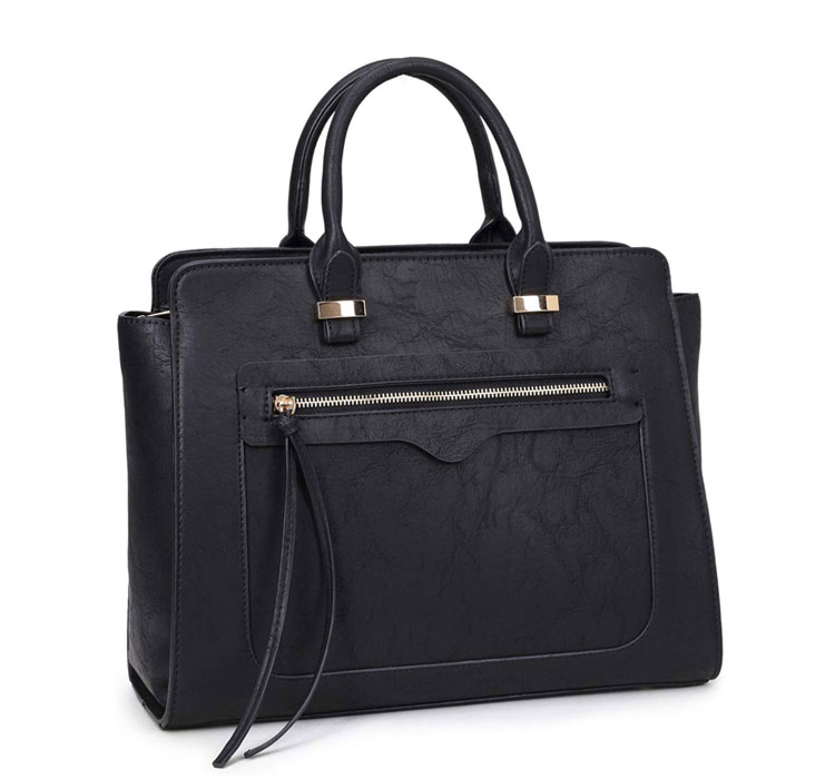 dasein vegan leather handbag