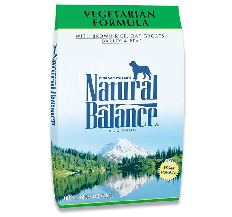 nature balance dog food