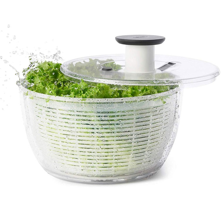 salad spinner device