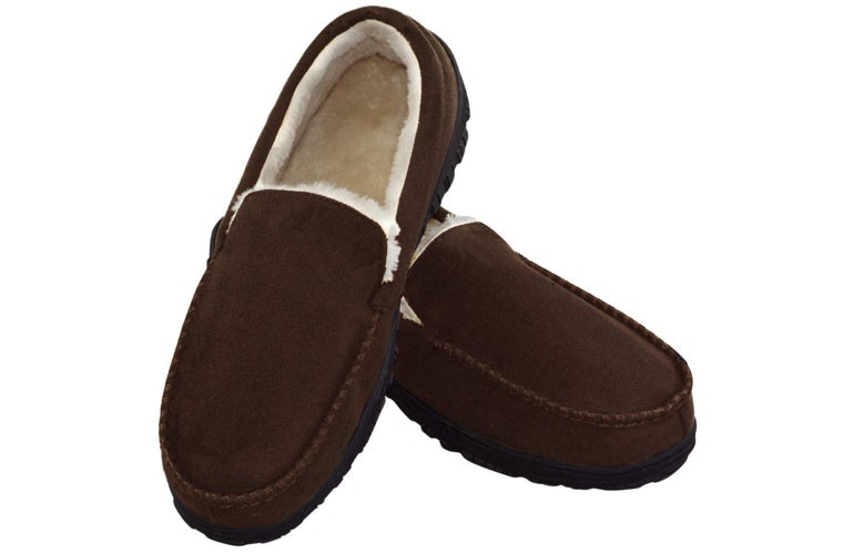 Men's Moccasins Slippers