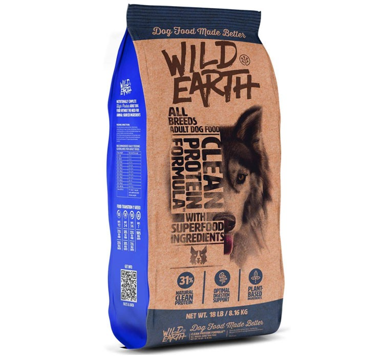 wild earth dry dog food