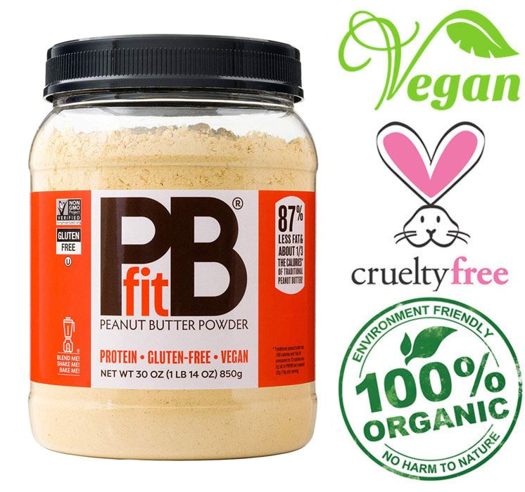 pbfit peanut butter protein