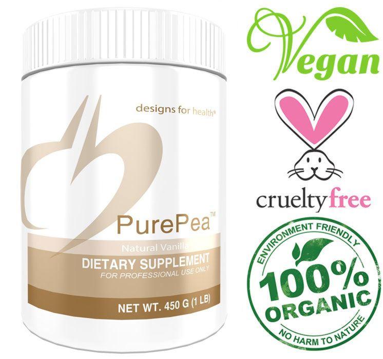 purepea best pea protein powder